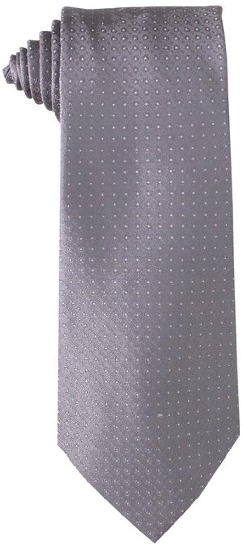 Men's Pique Micro Tie by Calvin Klein in Vice