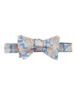 Paisley-Tapestry Silk Bow Tie by Neiman Marcus in Dolphin Tale 2