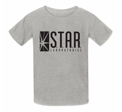 Flash Star Laboratories T-Shirt by Gildan in The Flash