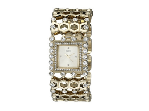 Square Watch by Guess in Pretty Little Liars - Season 6 Episode 13