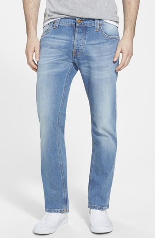 'Grim Tim' Slim Fit Jeans by Nudie Jeans in The Best of Me
