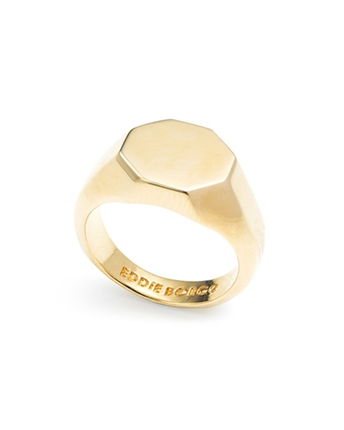 Signet Ring by Eddie Borgo in Imaginary Mary - Season 1 Preview