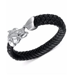 Woven Leather Panther Bracelet by Effy Collection in xXx: Return of Xander Cage