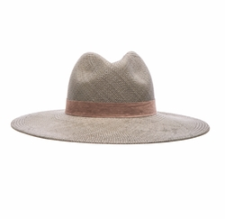 Angelica Wide Brim Hat by Janessa Leone in Keeping Up With The Kardashians