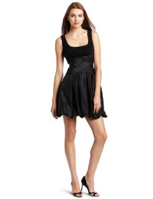 Women's Sleeveless Bubble Hem Dress by Jessica Simpson in Vampire Academy