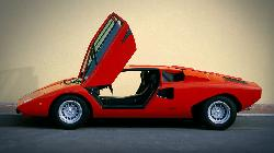 Countach by Lamborghini in The Wolf of Wall Street