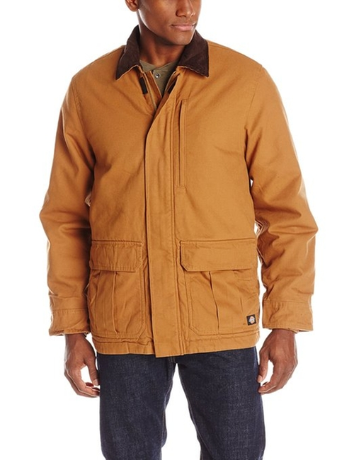 Men's Sanded Duck Insulated Coat by Dickies in The Boy Next Door