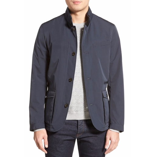'Bronski' Modern Trim Fit Hybrid Jacket by Ted Baker London in The Boss