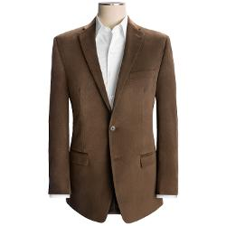 Reverse Twill Sport Coat - Slim Fit by Calvin Klein in Get On Up