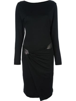 Belted Fitted Dress by Vionnet in Ocean's Eleven