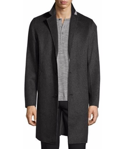 Delancey Double-Face Cashmere Coat by Theory in Designated Survivor