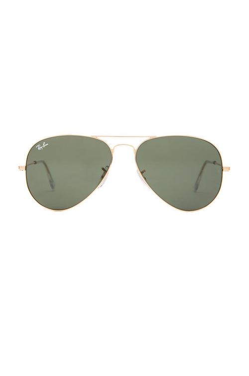 Aviator Sunglasses by Ray-Ban in Keeping Up With The Kardashians - Season 11 Episode 1