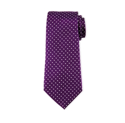 Neat Circle-Dot Printed Tie by Armani Collezioni in Designated Survivor