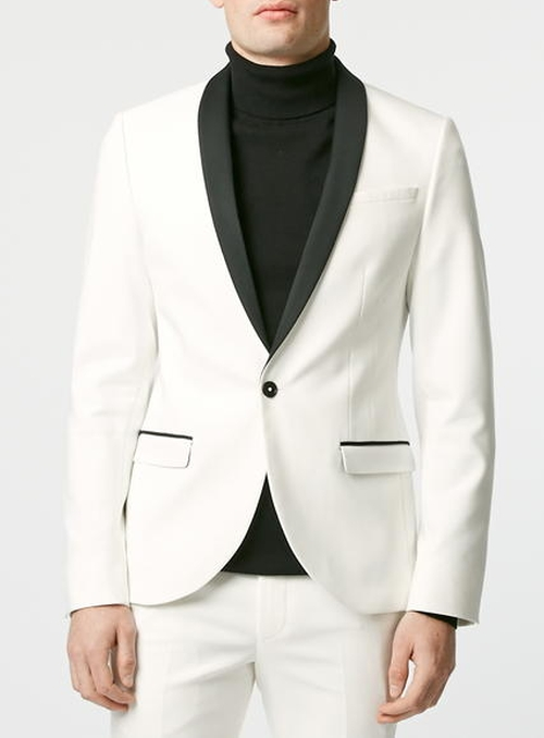 Tuxedo Jacket by Noose And Monkey in Suicide Squad