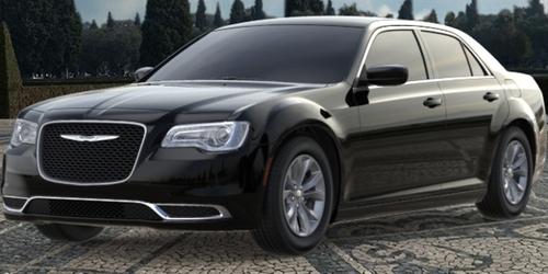 300 RWD Sedan by Chrysler in Barbershop: The Next Cut