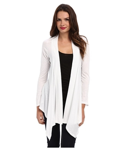 Very Light Jersey Drape Cardigan by Splendid in Elementary