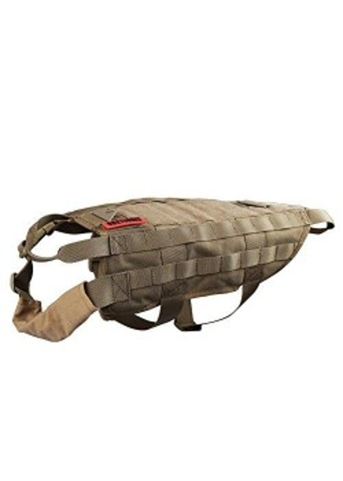 Tactical Dog Training Molle Vest Harness by OneTigris in Max