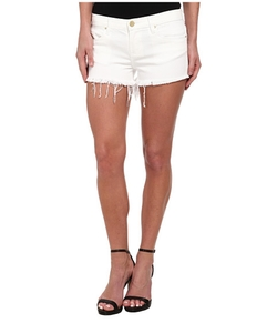 Raw Cut Off Denim Shorts by Blank NYC in The Bachelorette
