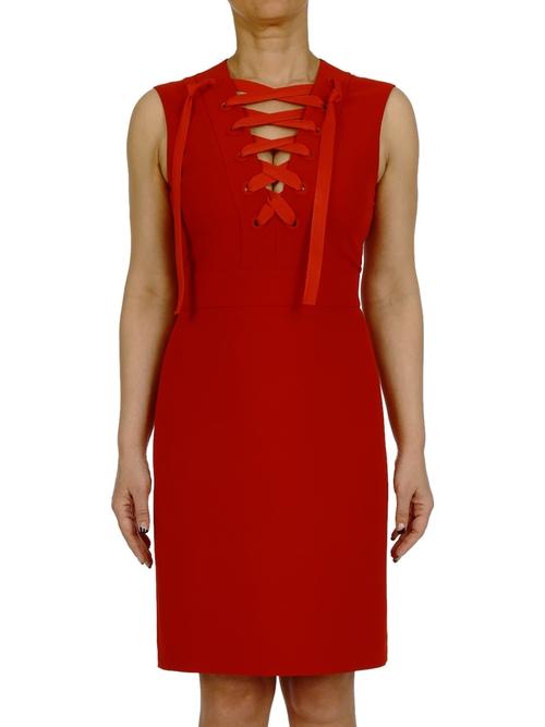 Lace Up Midi Dress by Gucci in Empire - Season 2 Episode 3
