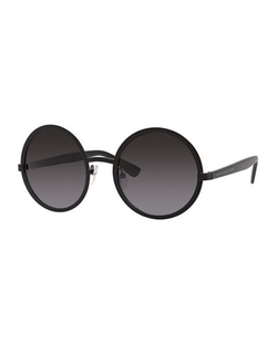 Round Acetate Sunglasses by MARC by Marc Jacobs	 in American Horror Story