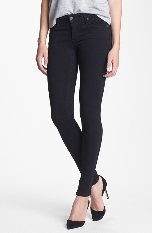 'Shya' Cigarette Skinny Jeans by Genetic in Before I Wake