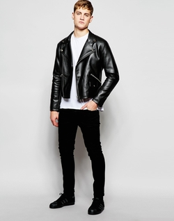 Biker Jacket by Brooklyn Supply Co in Fuller House