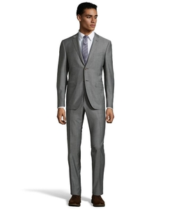 2-Button 'Travel' Suit by Canali in Miami Vice