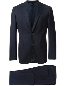 Classic Two Piece Suit by Tonello   in The Big Short