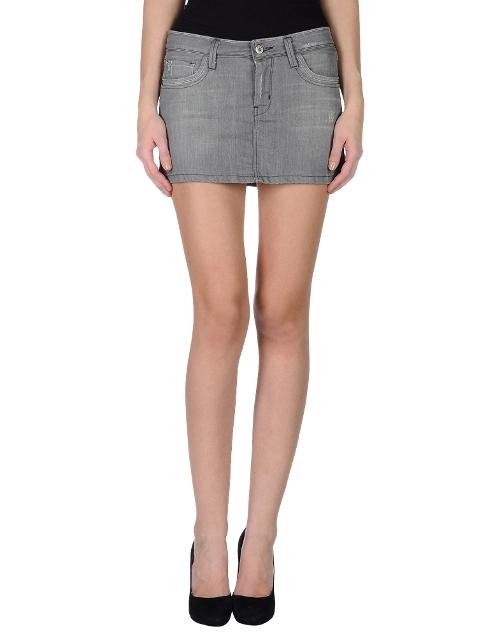 Denim Skirt by Richmond in Mean Girls