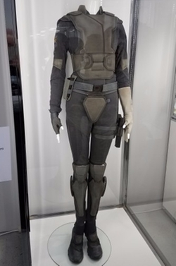 Customize Tactical Uniform by Kurt and Bart (Costume Designer) in Ghost in the Shell