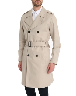 Cotton Trenchcoat by Melindagloss in Victor Frankenstein