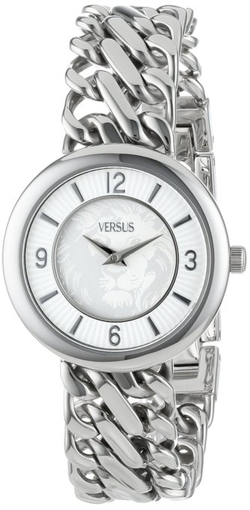 Acapulco Stainless Steel Watch by Versus by Versace in She's Funny That Way