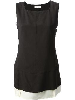 'Follett' sleeveless top by DONDUP in Walk of Shame
