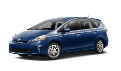 Prius by Toyota in Ride Along