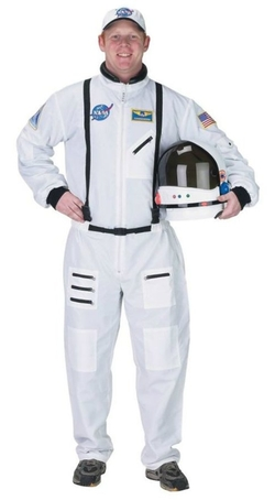 Mens Nasa Astronaut Costume by Aeromax in Independence Day: Resurgence