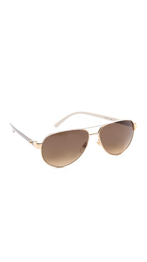 Renewal Aviator Sunglasses by Gucci in Beyond the Lights