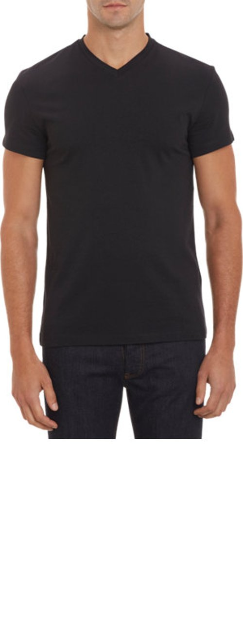 Basic V-neck T-shirt by Jil Sander in Fast & Furious 6