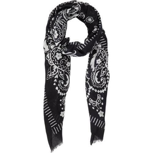 Bandana-Print Scarf by Barneys New York in The Hunger Games: Mockingjay Part 1