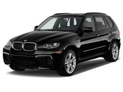 X5 M SUV by BMW in The November Man