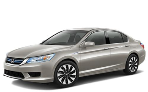 Accord Hybrid by HONDA in The Fault In Our Stars