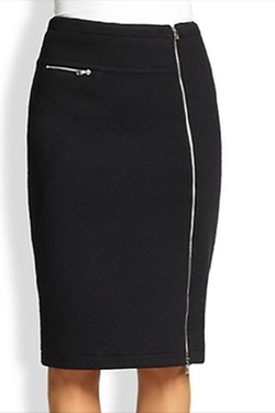 Patchwork Pencil Skirt by Cut25 By Yigal Azrouel in Pretty Little Liars