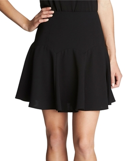 Flounce Mini-Skirt by Cece By Cynthia Steffe in Easy A