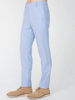 Oxford Welt Pocket Pant by American Apparel in The Walk