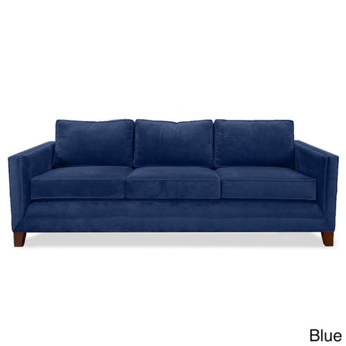 Barcelona Velvet Sofa by Overstock in Horrible Bosses 2