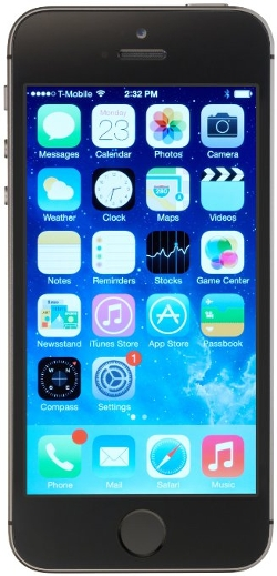 Iphone 5s by Apple in The Transporter: Refueled