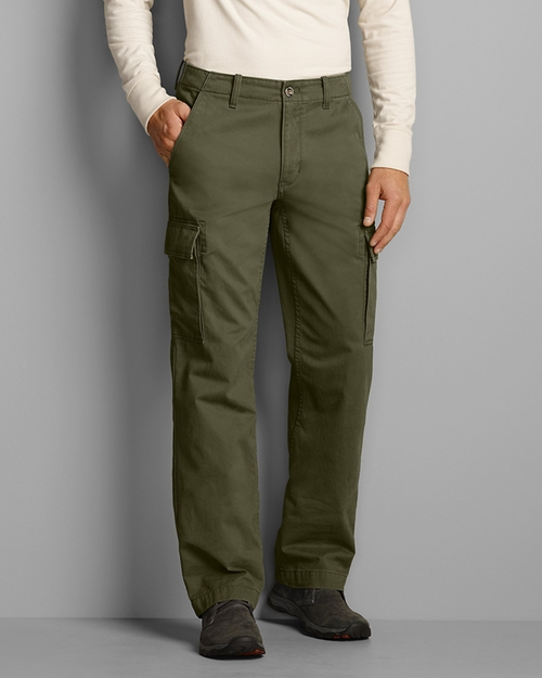 Legend Wash Cargo Pants by Eddie Bauer in Maze Runner: The Scorch Trials