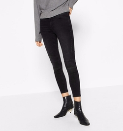 Mid-Rise Biker Trousers by Zara in Shadowhunters