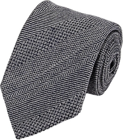 Woven Striped Necktie by Barneys New York in Billions