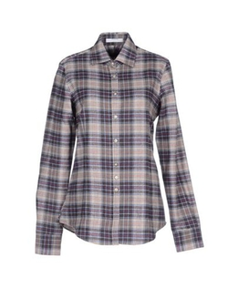 Flannel Button Down Shirt by Aglini in Unbreakable Kimmy Schmidt