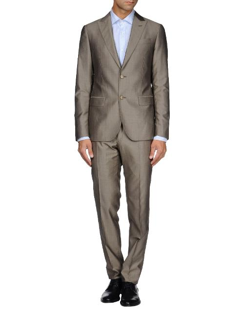Suits by MOSCHINO in Million Dollar Arm